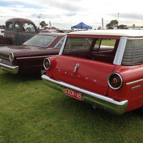 Riverside Rodders Member's Cars
