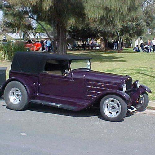 2001 RR Campout