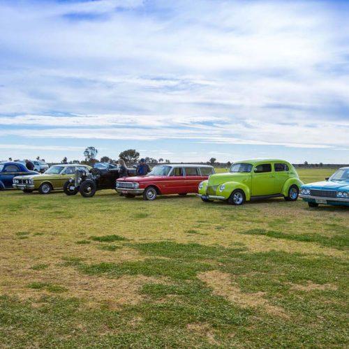 Customs & Classics Members Cars