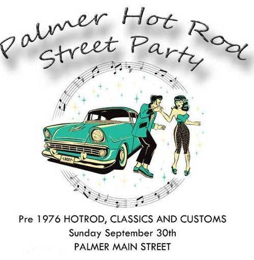 Palmer Hot Rod Street Party