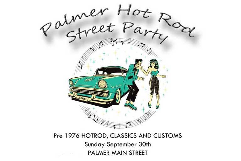 Palmer Hot Rod Street Party